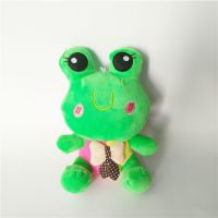 毛绒玩具青蛙公仔厂家直销可来图打版专业设计