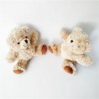 小熊毛绒玩具挂件毛绒玩具厂家看图打版定制精美吊饰公仔