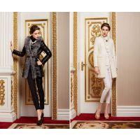慕之淇秋冬品牌折扣服饰 新款17名牌女装尾货货源市场