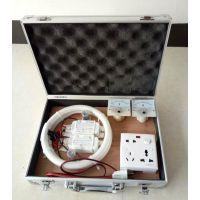 节电器省电器节电宝慢电器节电王省电王智能型销售测试工具箱 可演示效果前后对比