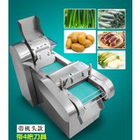 豆腐切块机 富兴海带切丝机 面筋切丁机厂家价格