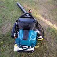 农用手机式吹风机 背负式道路砂石清理机 大功率清理器
