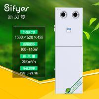 咸阳新风机厂家新风系统价格新风净化器厂家大型新风机价格