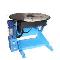 山东济南【精品】600公斤焊接变位机大通孔自动环缝焊接设备焊接