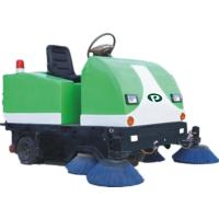 供应陕西普森环保清洁扫地机、环卫扫地机、电动扫地机PS-J1860A
