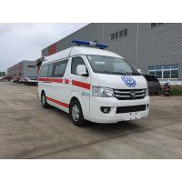 救护车厂家福田救护车销售价格转运型监护型价格
