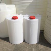 厂家批发100L耐酸碱计量罐 pe环保加药箱