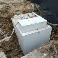 安徽 MBR养殖一体化污水处理设备 海创地埋式污水处理设备