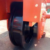 车轮组山东济南 42CrMo起重机车轮组材料 亚重