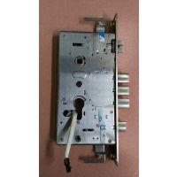本厂供应电子锁和指纹锁的锁体,有55*72和60*68两种规格