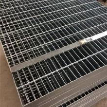 苏州钢格栅板 楼梯踏步板安装剖面图 小区踏步板批发