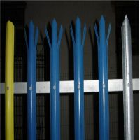 欧式锌钢护栏厂家直售W型D型镀锌钢护栏园林别墅围栏