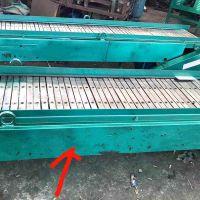 锻造件高温链板输送机@304不锈钢输送机厂家乾德