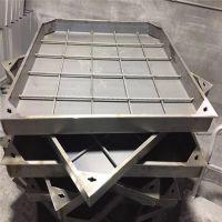 耀恒 厂家直销304不锈钢隐形井盖装饰方形雨水井盖700x700定做201