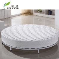 供应卧室家具弹簧圆床垫 支持定做F620