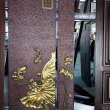 铝装饰品厂家 招财进宝摆件 (欧百得)铝合金摆件