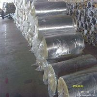 贴面玻璃棉卷毡纤维较粗吸声性能突出 九纵玻璃棉