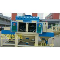 深圳供应全自动输送式喷砂机