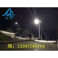 湖南衡阳6米太阳能路灯厂家价格批发 浩峰照明 高质量保障 可定制