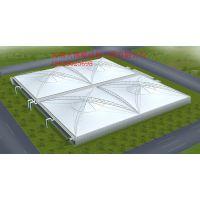 新乡膜结构 钢及合金膜结构污水处理