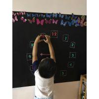 中山单面磁性玻璃黑板3