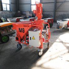 石膏砂浆喷涂机—— 适用水泥喷浆机——自动喷涂机——昊鹏机械制造