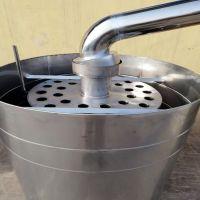 融达玉米蒸馏整粒煮酒设备 白酒设备高粱传统酿酒方法