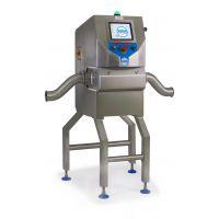 LOMA X5 管道式X光异物检测机 检测酱料、流体类产品