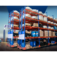 横梁式高位货架2700*1000*5000每层载重2吨1500一组厂家直销价格低