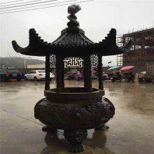 zy091广州市寺庙圆形香炉批发商,珠海圆形六龙柱香炉制造厂家