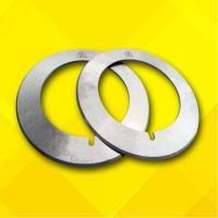上海分切刀片自产自销纵切机刀片 高速钢圆刀