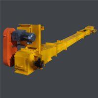 煤矿物料MS埋式刮板输送机 六九长距离爬坡式链条刮板输送机