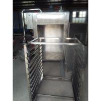 供应小型电加热豆干专用烟熏炉 烟熏豆腐干机子