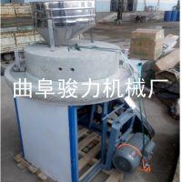 新型创业设备 面粉电动石磨机 电动石磨杂粮面粉机 骏力 厂家直销