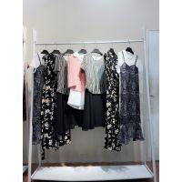 成都荷花池女装批发卡瑞琪大码连衣裙尾货服装批发欧美女装十大品牌排名