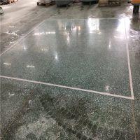 广州晶面水磨石地板-番禺水磨石打磨抛光