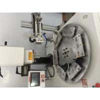 浙江瑞安良工必可信15K2600W六工位带机械手自动转盘塑料超声波焊接熔接机