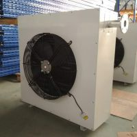 热销艾尔格霖大风量8Q蒸汽暖风机 车间供暖用8Q蒸汽暖风机