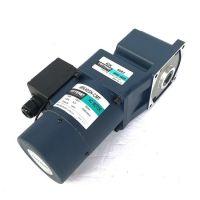 供应25W三相220V/380V直角中空减速电机(孔径15)