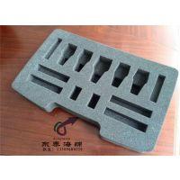 供应异形海绵 防震海绵内衬 工具箱包装内衬