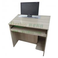 科桌K086升降电脑桌厂家 升降式电脑桌 多功能隐藏显示器办公桌