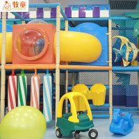 杭州小型儿童室内淘气堡 枪炮海盗船儿童游乐设施 淘气堡厂家价格 pvc