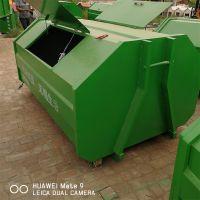 厂家多种各种户外垃圾箱 勾臂式垃圾收集箱 钩臂垃圾箱 厂家批发