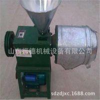 振德牌 麦麸分离磨面机 杂粮磨面机 面粉电动磨面机 型号
