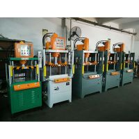 供应金拓品牌KTQL-15TS四柱三板式快速液压机 压铸件去边机