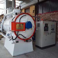 华瑞HRC2双室油淬热处理炉 弹簧钢光亮退火真空炉 定制真空热处理油淬炉