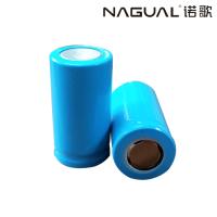 18350锂电池 3.7伏充电电池 台灯小风扇电池