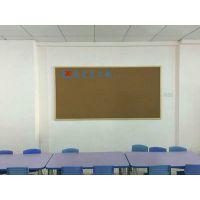 江门软木料供应U湛江单面挂式软木板I清远广告展示木板