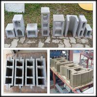 供应华源QT4-40中小型液压砌块成型机 小型制空心砖机器 服务保障