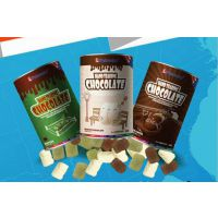 棉花糖巧克力,解馋不发胖的零食